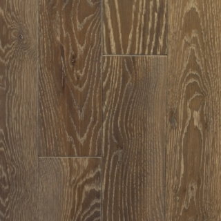 Wire Brush Collection: FUMED WHITE OAK  (plane sawn)