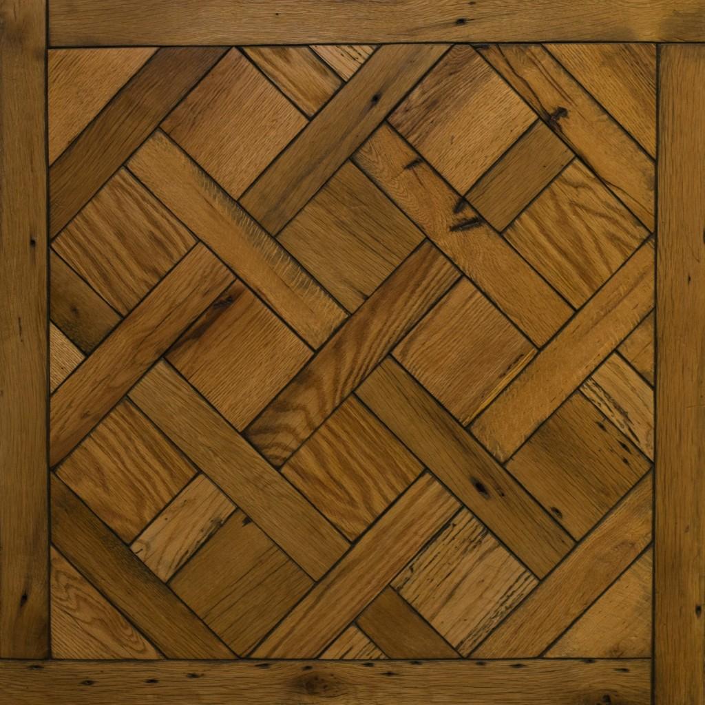 Reclaimed Collection: NATURAL - Versailles design (oak)