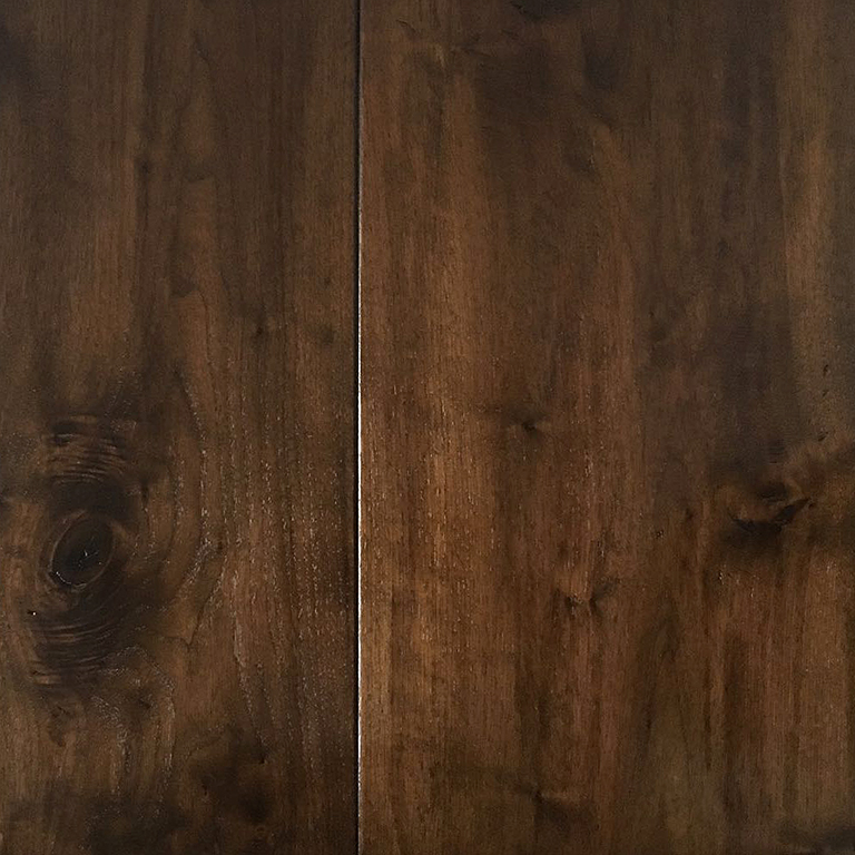 Heritage Collection: AURELIA (wide plank hand scraped American walnut)